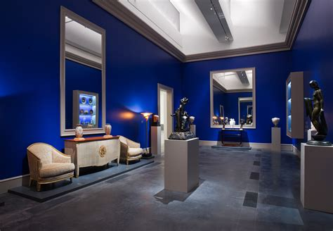 Blue Room by Resnick Pavilion Inaugural Exhibitions Exhibition Inquisition
