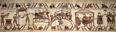 mittelalter teppich der teppich bayeux die ber 252 hmteste mittelalterliche