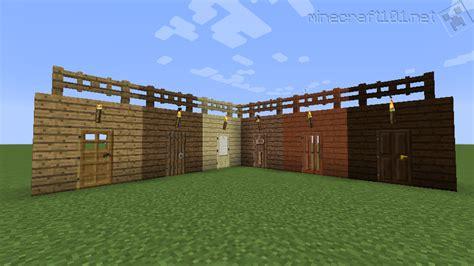 Fence Door Minecraft by Minecraft 1 8 Teaser New Fences And Doors Minecraft 101