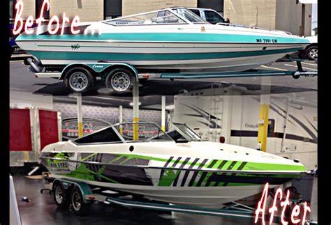 speed boat vinyl wrap diy boat wrap kit do it your self
