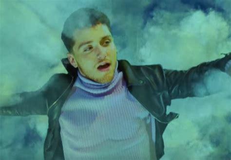 bazzi dreams album bazzi falls from the sky in dreams music video