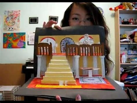 how do you make a card house how to make a 3d pop up card or book re upload
