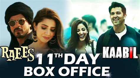 day box office hrithik s kaabil 11th day box office collection early