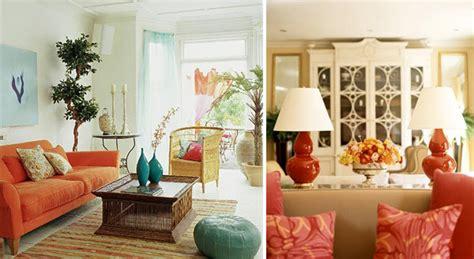 orange sofa interior design orange interior design ideas sofa image pictures