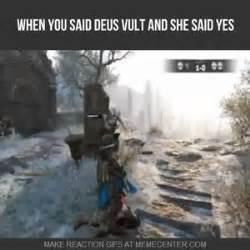 What Is Deus Vult Meme