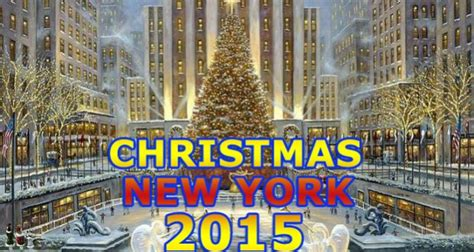 christmas light new york 2015 christmas decorating