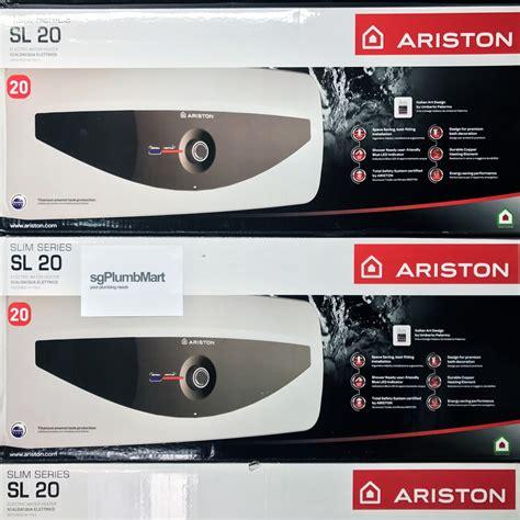 Ariston Water Heater Sl ariston sl20 storage water heater andris slim 20 liters