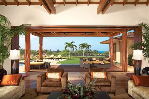 great home interiors luxury dream home design at hualalai by ownby design