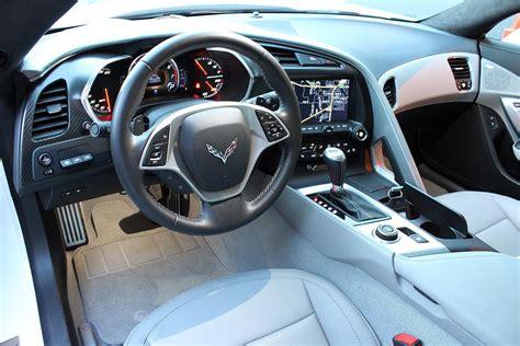 corvette stingray interior first drive 2014 chevrolet stingray digital trends