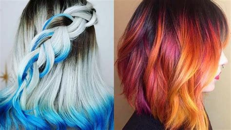 hair color ideas for hair 10 stylish hair color ideas for hair