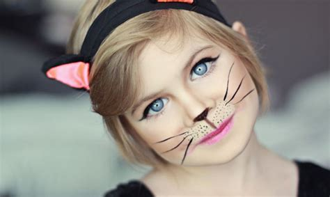 diy cat costume makeup most unique costumes ideas must try this year
