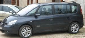 Renault Espace 4 2004 Renault Espace Iv Pictures Information And Specs