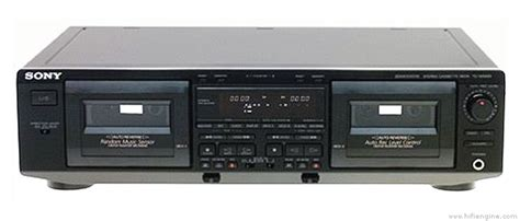 deck sony sony tc we625 manual stereo cassette deck