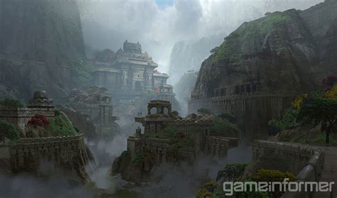 Lost Legacy by Uncharted Lost Legacy Concept Images Released