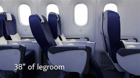 Dreamliner Premium Cabin by Seat Back Tvs In Dreamliner Premium Or Not Thedibb