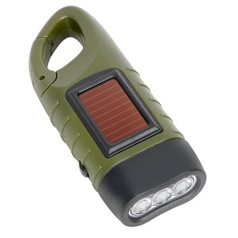 Senter Mini Profesional Tenaga Solar Kinektik senter mini profesional senter ramah lingkungan sebagai alat penerangan kegiatan outdoor