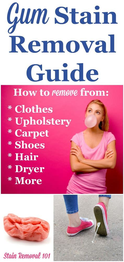 how to remove stains from fabric sofa chewing gum stain removal guide upholstery carpets and