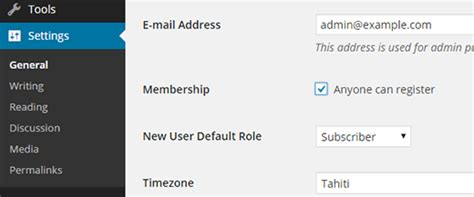 wordpress tutorial user registration how to allow user registration on your wordpress site