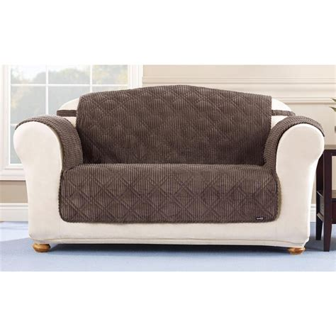 pet sofa cover target sure fit quilted super soft loveseat pet cover retail
