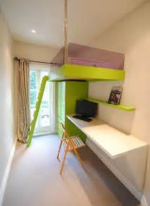 Bed And Desk For Small Room Mixing Work With Pleasure Loft Beds With Desks Underneath