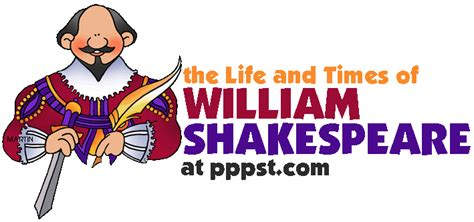 the life and times free powerpoint presentations about the life and times of william shakespeare for kids