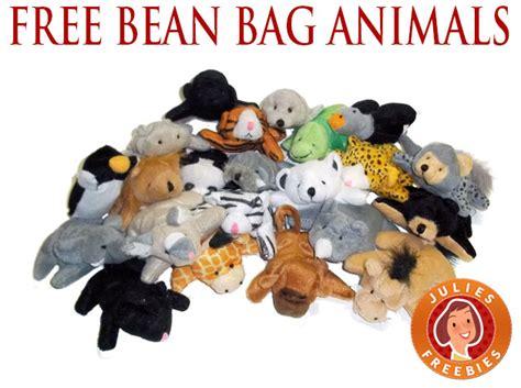 Mini Bag Animal free mini bean bag animal julie s freebies