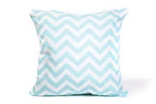 Slip Covers For Cushions Aqua Chevron Cushion Cover Chevron Cushion Covers Sale