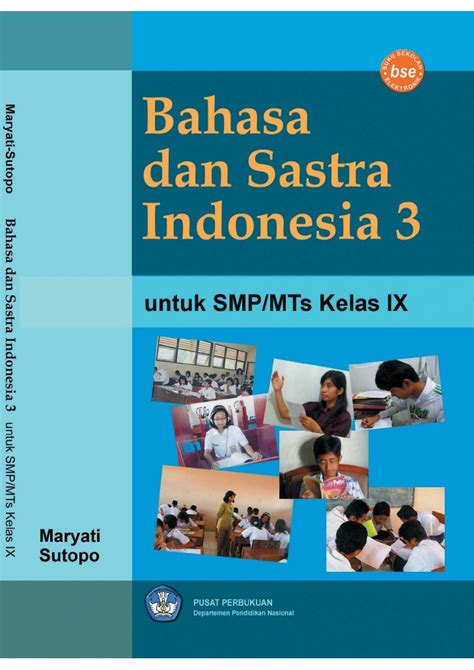 Mandiri Bahasa Indonesia Ix contoh cerpen adiwiyata contoh l