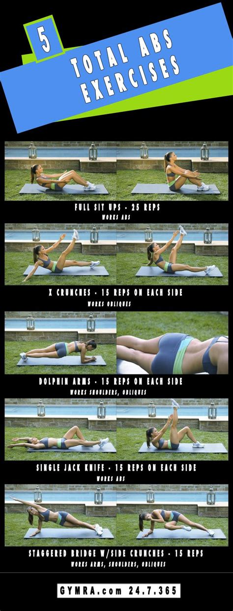 1000 ideas about total abs on ab workout abdominal exercises for and abs