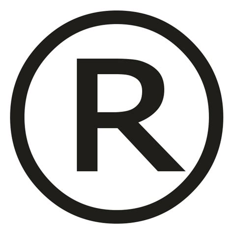trade symbol registered trademark symbol pictures to pin on pinterest
