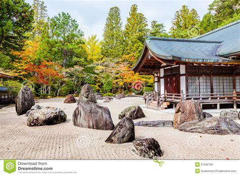rock gardens japan japanese rock garden stock photo image 57436735