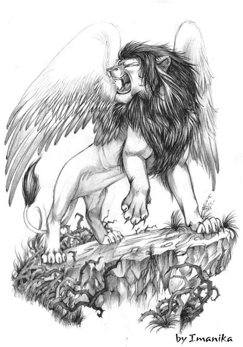 lion with wings tattoo wings free wings photo with pic