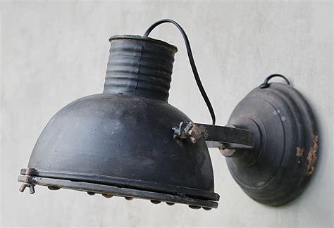wandleuchten innen retro wand industriele wandle wandleuchte shabby vintage