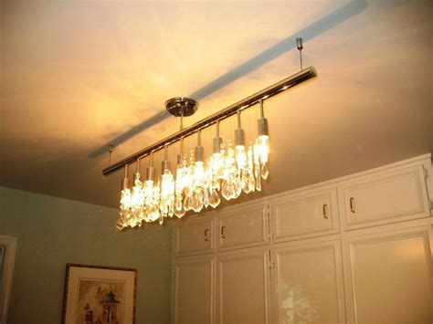 track lighting chandelier 1000 ideas about rustic track lighting on