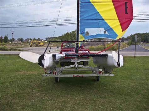 dart 16 catamaran dimensions castlecraft trailers for hobie cat dart nacra prindle