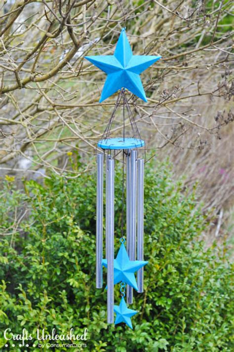 How To Make Handmade Wind Chimes - wind chimes tutorial make your own wind chimes