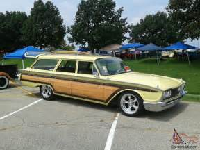 1960 Ford Station Wagon 1960 Ford Country Squire Station Wagon