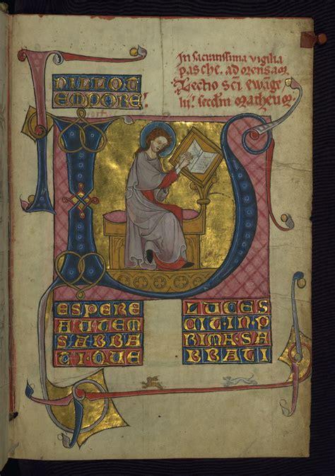 libros de arte 171 recursos socioeducativos illuminated manuscript walters ms w 148 lectionary on