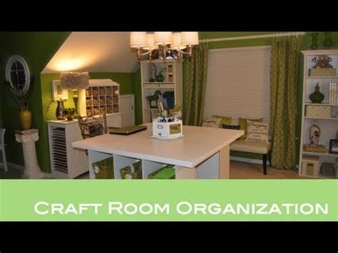 youtube organizing craft room organization youtube