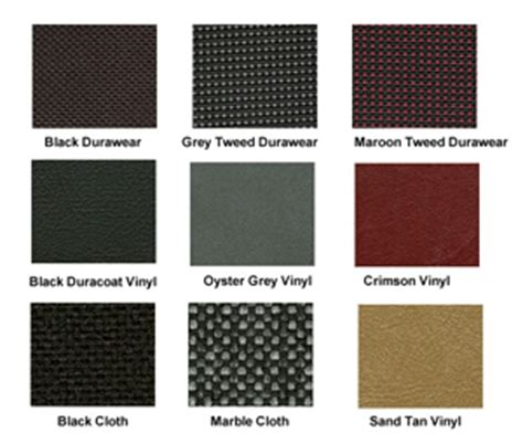 Different Types Of Upholstery by Choices Of Boat Seat Fabrics H O Bostrom Bentley