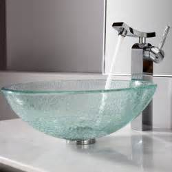 bathroom sinks and faucets ideas bathroom modern luxury bathroom design with bowl glass