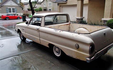 ford ranchero parts low mileage parts hauler 1960 ford ranchero