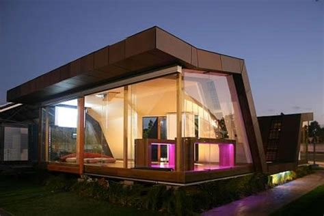 Future Home Designs And Concepts by Wooden House Of The Future In Australia Freshome Com