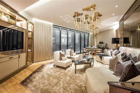 One Hyde Park Interior by One Hyde Park Interior Images Living Room Classic