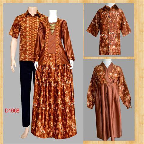 Jual Gamis 2016 jual batik sarimbit keluarga model baju batik