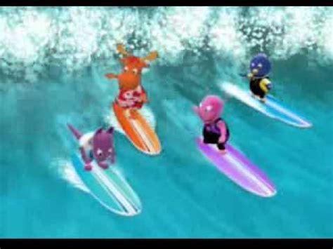 backyardigans 15 el surf es la moda backyardigans surfin