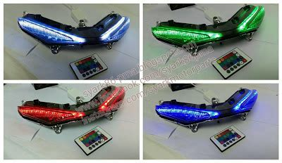 Lu Led Motor Mx New Syark Performance Motor Parts Accessories Shop Est Since 2010 New Front Signal Led