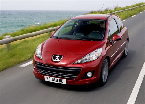 peugeot model nasim to boost exports of peugeot 207 to thailand