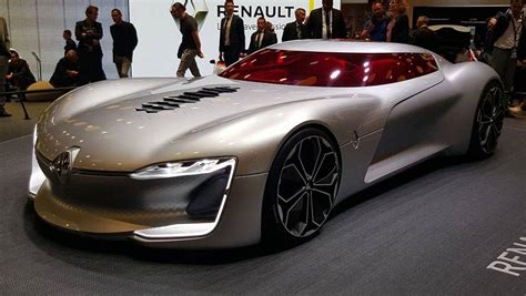 renault concept cars renault trezor concept revealed in car