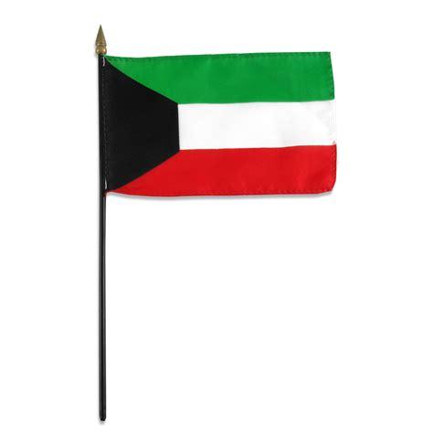 Kuwait City by Kuwait Flag 4 X 6 Inch